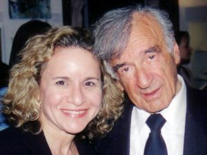Wiesel quote for Cantor Debbie Katchko-Gray